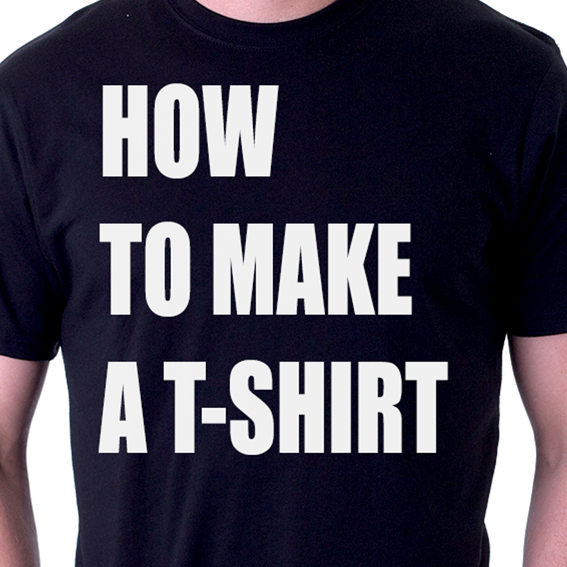 How To Make A Tshirt Best American Tees