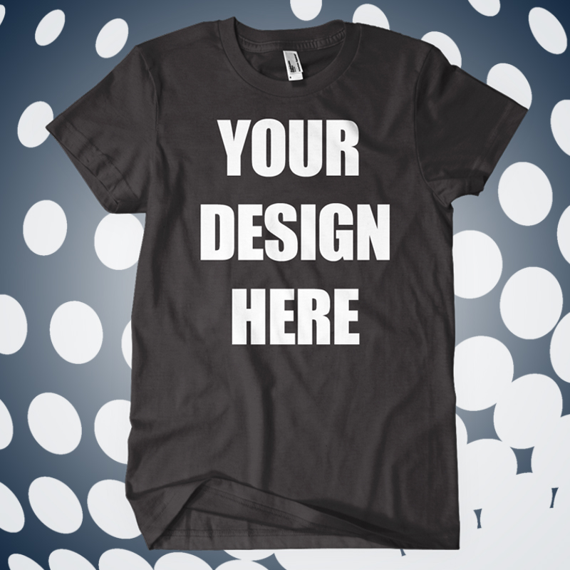 Create A T Shirt For Your Company