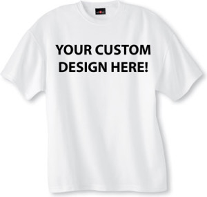 Design Custom T Shirts Online